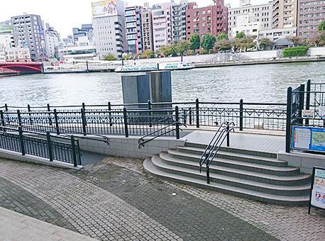 吾妻橋乗船場