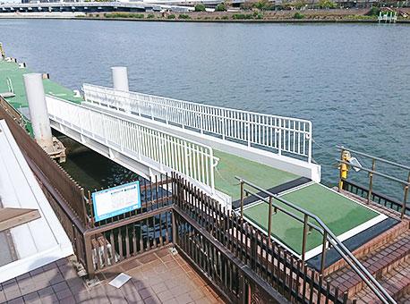 桜橋乗船場